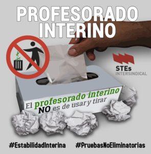 #PRUEBASNOELIMINATORIAS